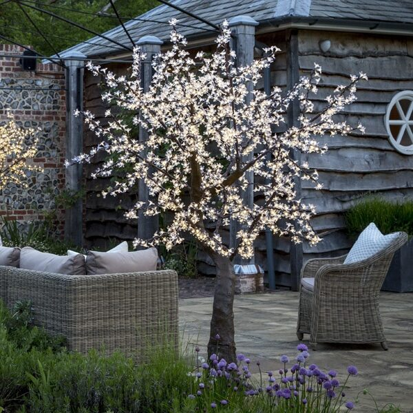 2m LED Cherry Tree to buy or hire from Twilight Trees. You can also buy a selection of our LED Trees via Twilight Living where you can bring Twilight Tree magic home. Click to find out more.