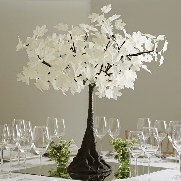 Mini LED Maple Tree to buy or hire from Twilight Trees. You can also buy a selection of our LED Trees via Twilight Living where you can bring Twilight Tree magic home. Click to find out more.