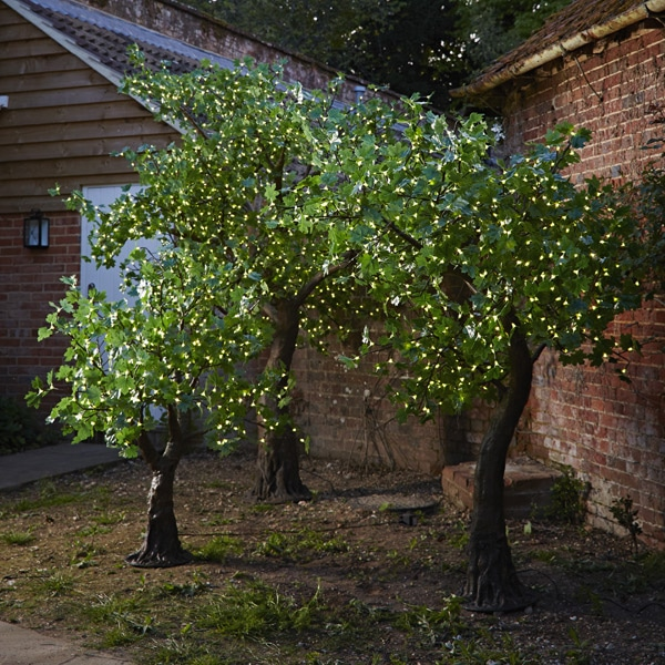 Hire Grande LED maple treees by Twilight Trees