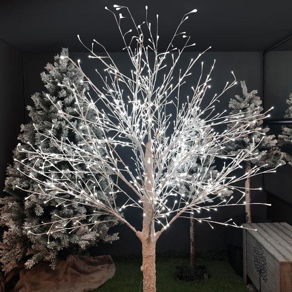 Winter Wonderland Trees by Twilight Trees