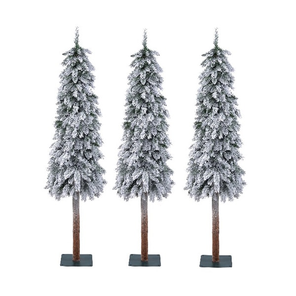 Hire Christmas Tree tabletop decorations