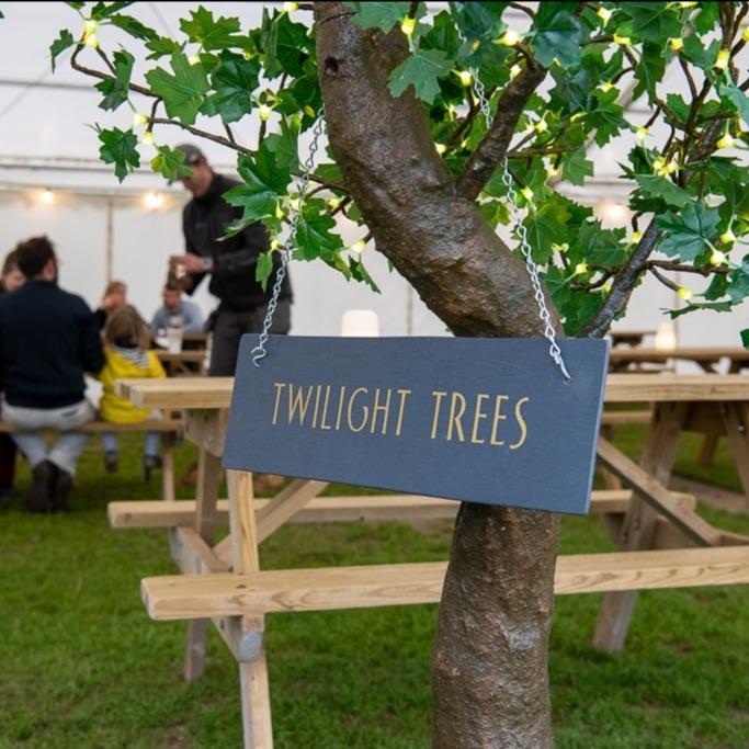 Twilight Trees at Onyx Events