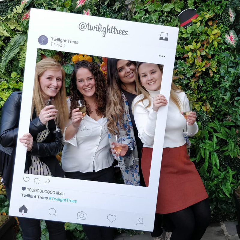 Meet the Twilight Trees team who are behind the biophilic designs such as our glass screens and faux living walls. Perfect for the workspace or events. Click to find out more.